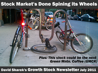 Click the above image to download David Sharek's Growth Stock Newsletter