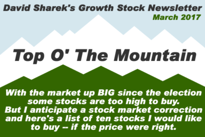Newsletter – Page 3 – School of Hard Stocks